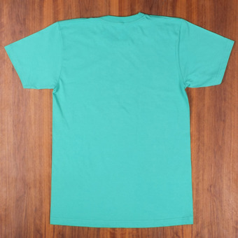 Poler Psychedelic Forest Service Green T-Shirt