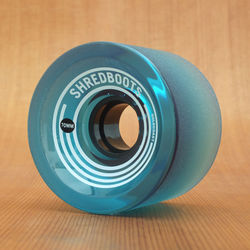 GoldCoast Shred Boot 70mm 85a Wheels - Blue