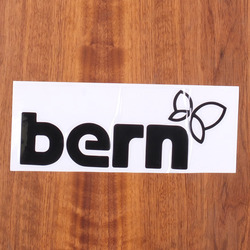 "Bern Sticker 8"" Brighton Black"