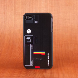 Cliche Poleroid iPhone 4/4S Case