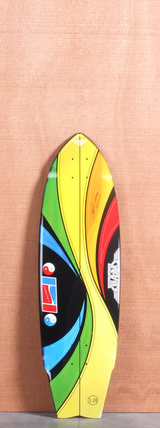 "Gravity 33"" Bertlemann Longboard Deck"