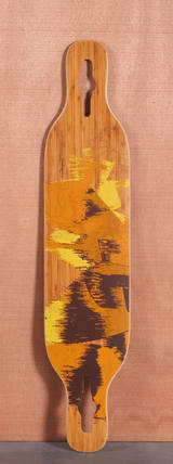 "Loaded 42.75"" Dervish Sama Longboard Deck, Flex 1"