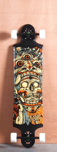 "Landyachtz 40.5"" Nine Two Five Longboard Complete"