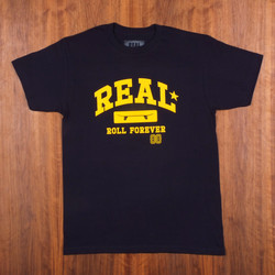 Real Arch Navy/Yellow T-Shirt