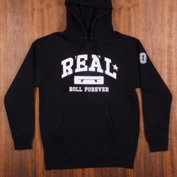 Real Arch Black/White Sweatshirt