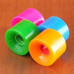 OJ Hot Juice 60mm 78a Wheels - Neon Combo