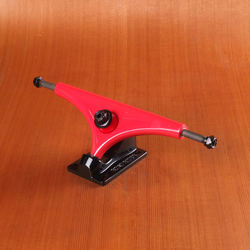 Road Rider 180mm Hollow Trucks - Red/Black