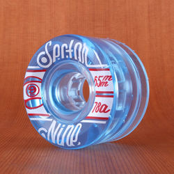 Sector 9 Top Shelf 65mm 78a Wheels - Blue