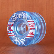 Sector 9 65mm 78a Top Shelf Blue Wheels