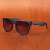 Independent FN Matte Black Sunglasses