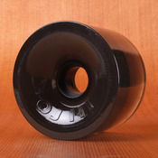 OJ 75mm 78a Thunder Juice Trans Black Wheels