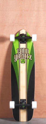 "Landyachtz 36.5"" The Trooper Bamboo Longboard Complete"