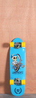 "Landyachtz 28.5"" Dinghy Monocycle Longboard Complete"