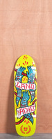 "Landyachtz 28.5"" Dinghy Nautical Longboard Deck"