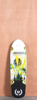 "Landyachtz 28.5"" Dinghy Trees Longboard Deck"