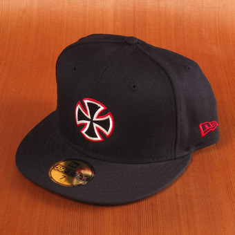 Independent Unit New Era Hat - Black