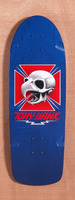 "Powell 30"" Bones Brigade Hawk Blue Skateboard Deck"