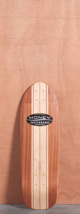"Honey 29"" Pugsley Longboard Deck"