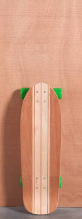 "Honey 29"" Pugsley Longboard Complete"