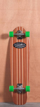 "Honey 36"" Hybrid Longboard Complete"