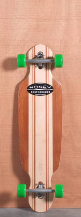"Honey 38"" Rogue Longboard Complete"