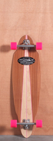 "Honey 36"" Flex Pink Longboard Complete"