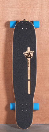 "Bustin 39.5"" Complex Longboard Complete"