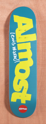 "Almost Marnell Color Block 7.9"" Skateboard Deck"