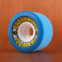 Earthwing Floaters 70mm 81a Wheels - Blue