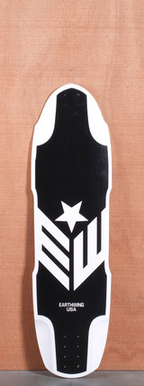"Earthwing 36.75"" Big Hoopty Longboard Deck"