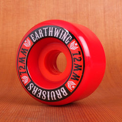 Earthwing Bruisers 72mm 78a Wheels - Red