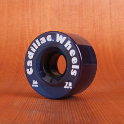 Cadillac Classics 56mm 78a Wheels - Blue