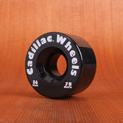 Cadillac 56mm 78a Black Wheels