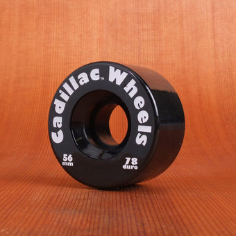 Cadillac Classics 56mm 78a Wheels - Black