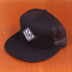 Plan B Diamond Mesh Hat