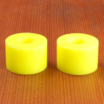 Abec11 Reflex Tall Barrel 83a Bushings - Lemon