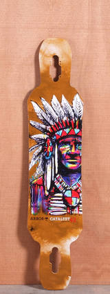 "Arbor 42"" Catalyst 42 Longboard Deck"