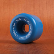 Powell 60mm 90a Rat Bones Blue Wheels