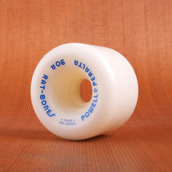 Powell 60mm 90a Rat Bones White Wheels
