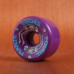 Powell 64mm 97a G Bones Purple Wheels