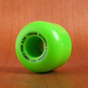 Powell 64mm 95a Mini Cubic Green Wheels