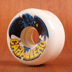 Powell 58mm PF Cab Dragon White Wheels