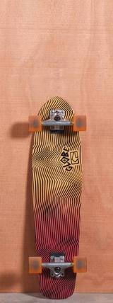 "Globe 33"" The Tramp Longboard Complete"