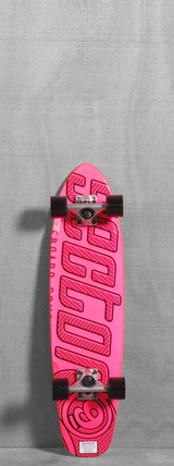 "Sector 9 31"" The Wedge Pink Longboard"