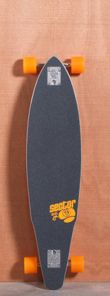 "Sector 9 38"" Discovery Longboard Complete"