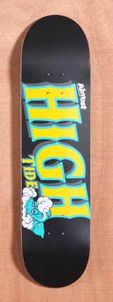 "Almost High Tide Life 8.0"" Skateboard Deck"