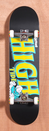 "Almost High Tide Life 8.0"" Skateboard Complete"