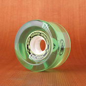 Never Summer 64mm 81a Green Wheels