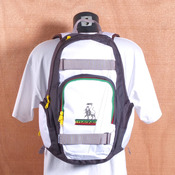 Dakine Atlas 25L Rasta Backpack