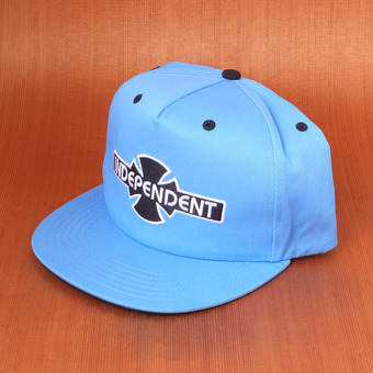 Independent OGBC Twill Hat - Blue